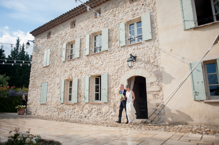 Wedding ceremony provence cote d'azur