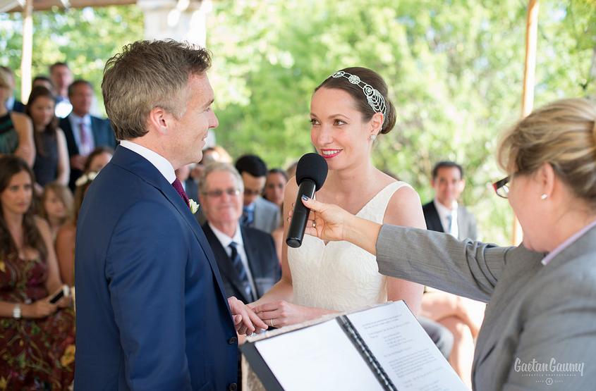 wedding ceremony french riviera