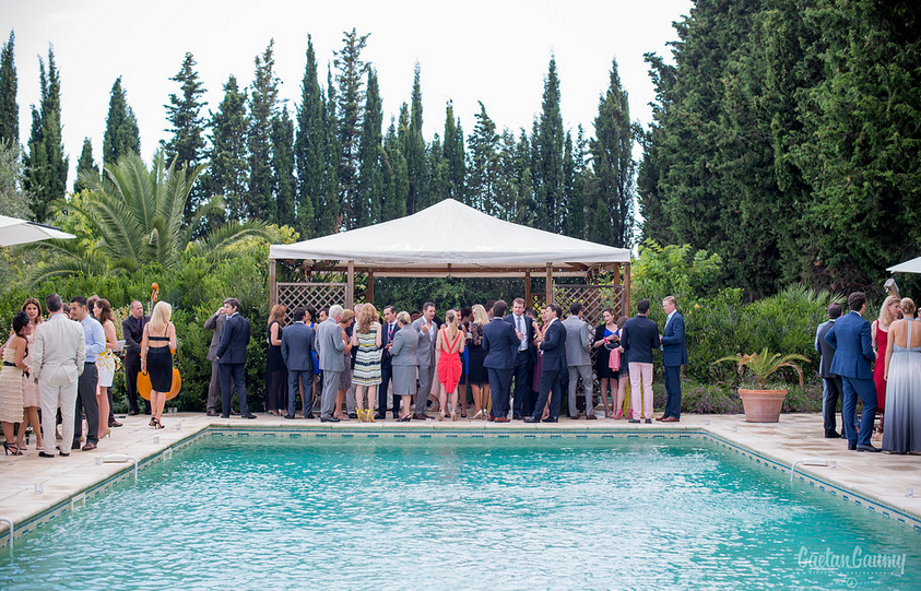 wedding cote d'azur