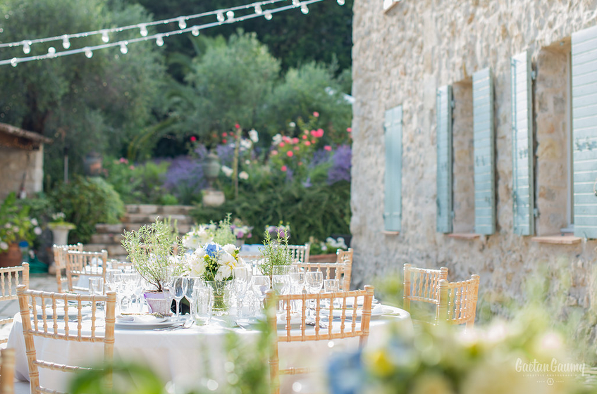 luxury wedding planner provence cote d'azur