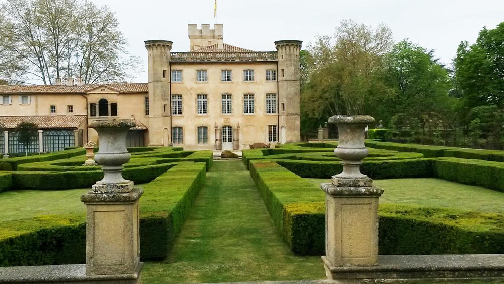 luxury wedding chateau provence