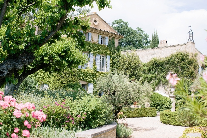 wedding venue provence luberon