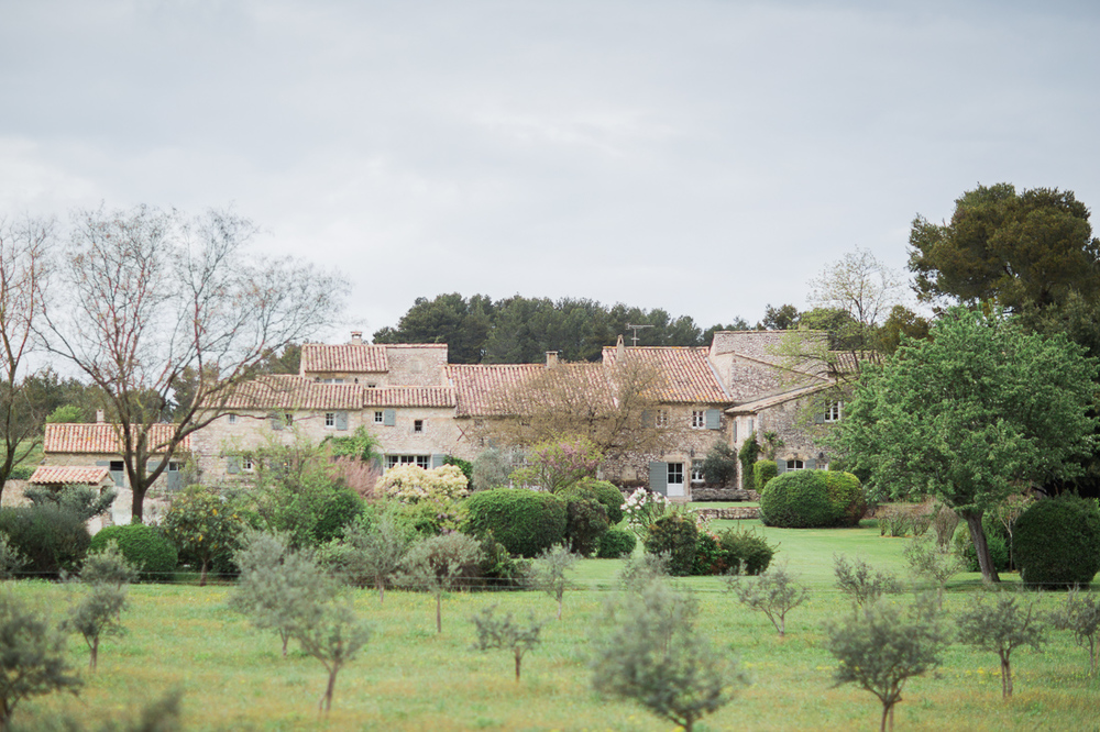 wedding venue in provence luberon