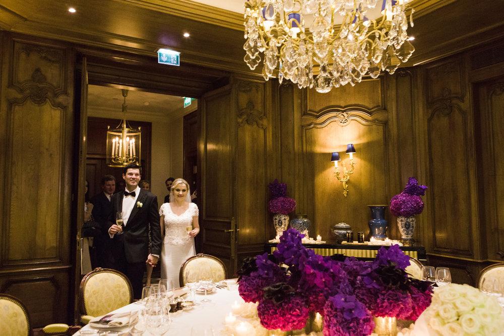 luxury wedding planner paris