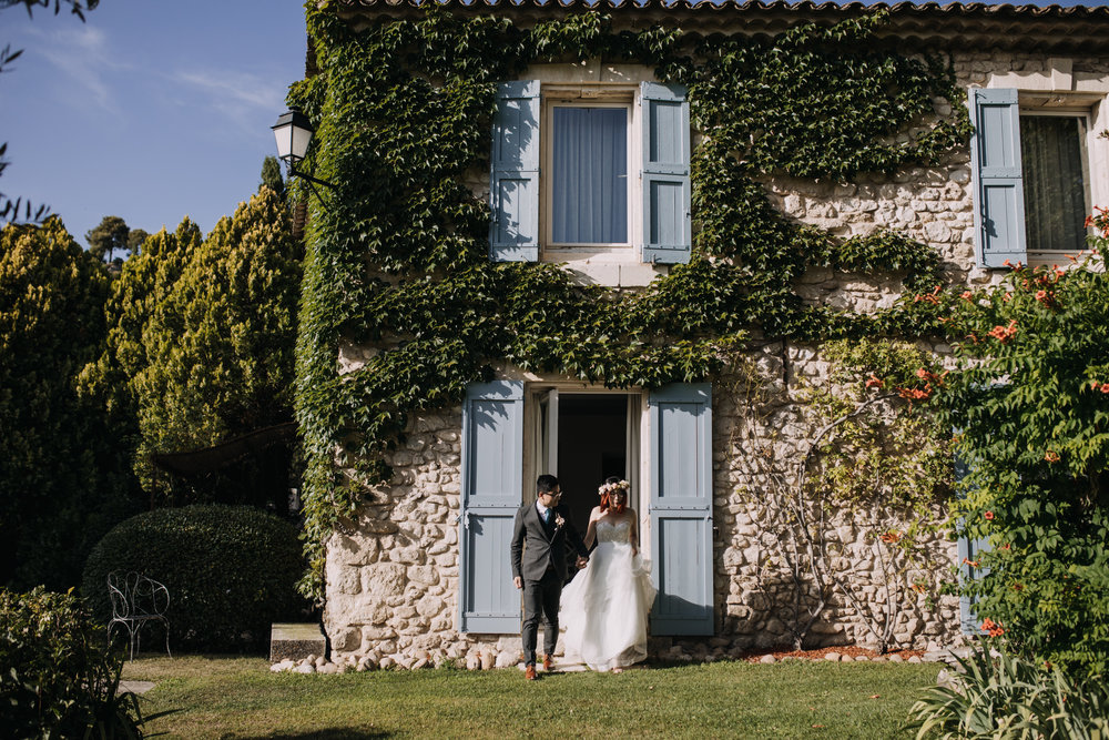 elopement in provence luberon