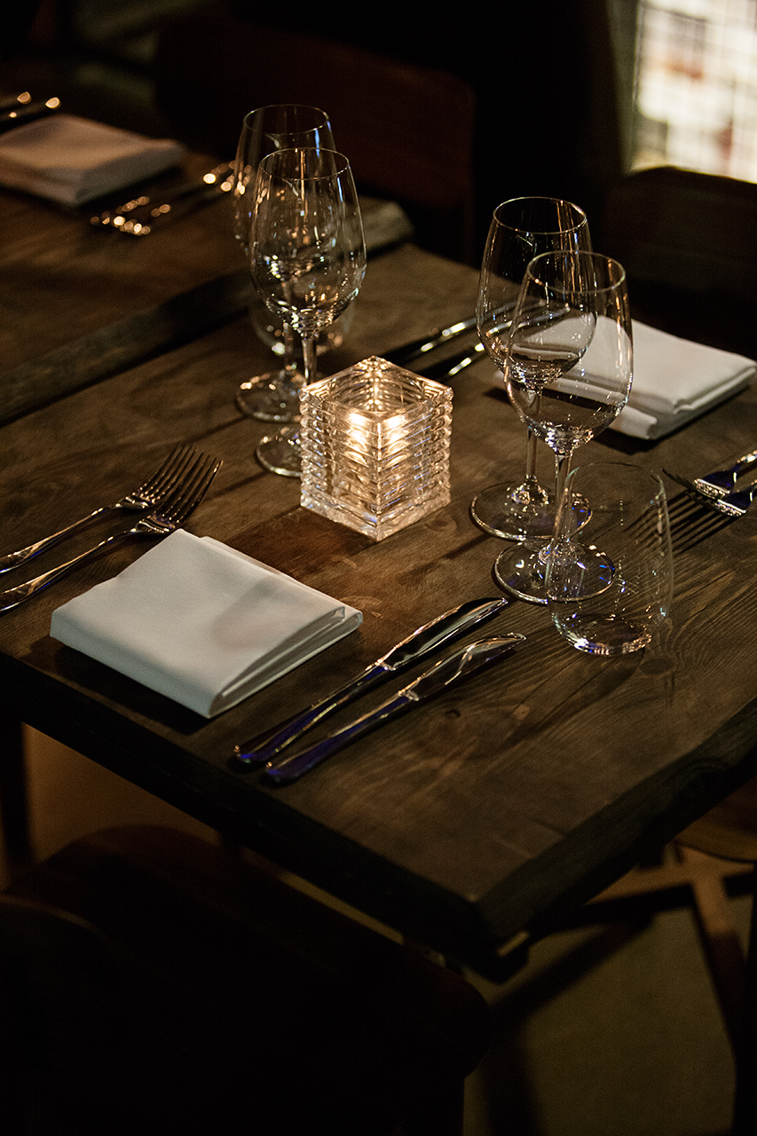 Von Porat Restaurant / Trøbbelskyter
