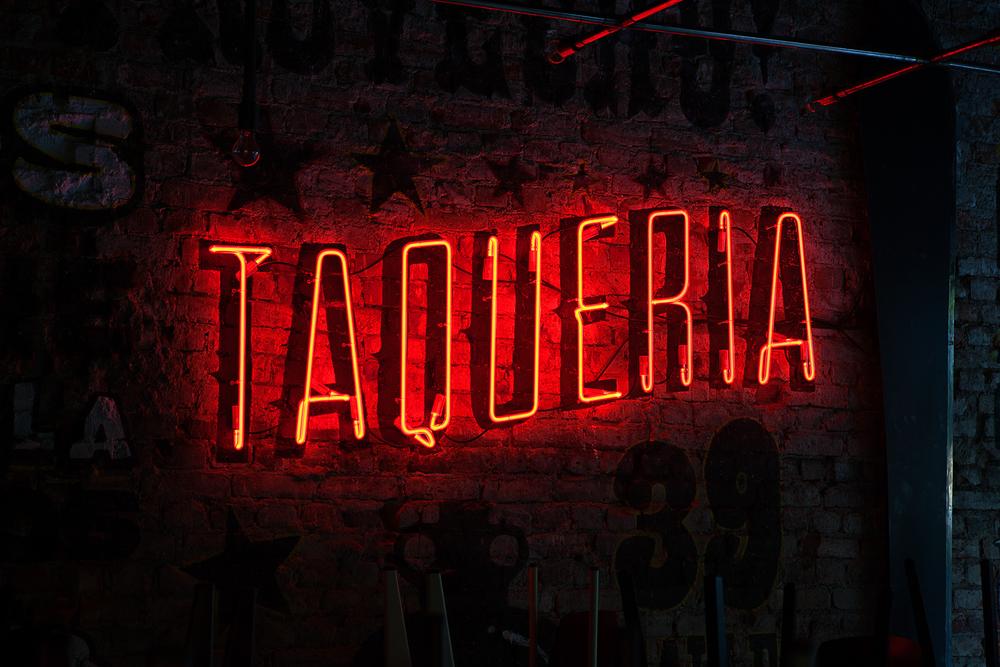 Taqueria / The Metric System
