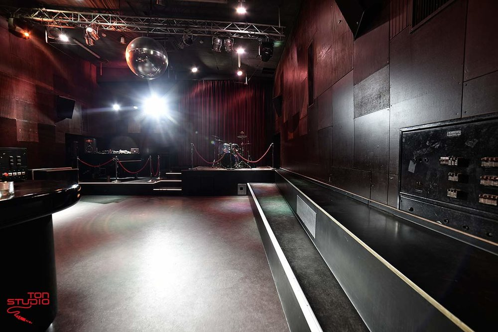 Club Tonstudio Stuttgart Main Floor