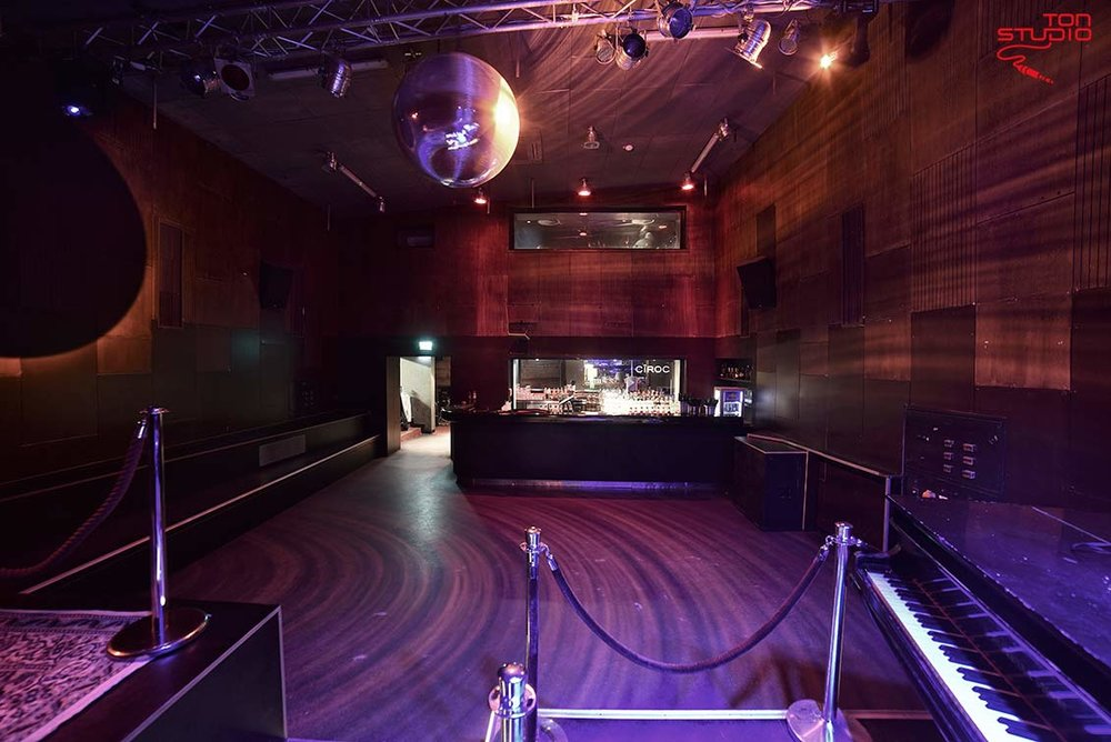 Club Tonstudio Stuttgart Main Floor 2