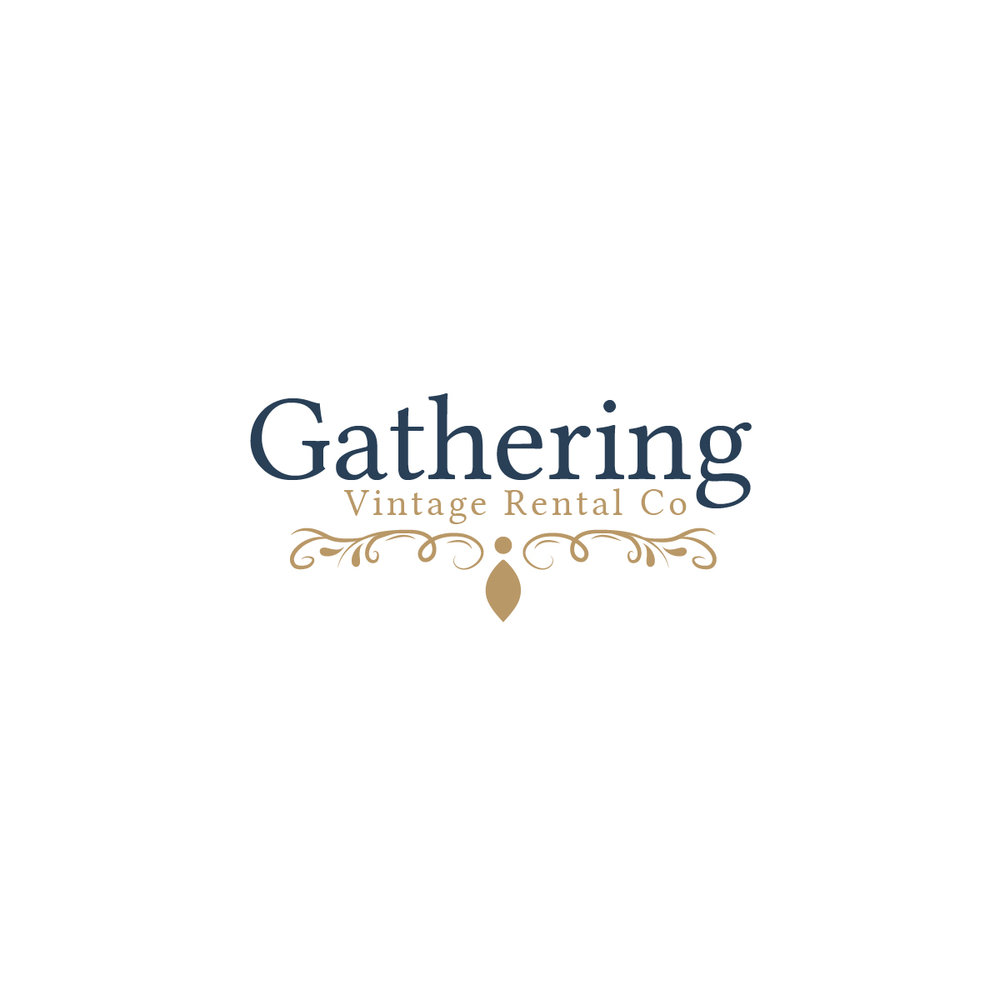 Gathering is a local small business offering rentals of vintage and vintage inspired items for wedding and other special events. We offer a great selection of handpicked and unique furniture, accessories, bar and drink ware. We also have a large inventory of beautiful mismatched china in all sizes, one of a kind table numbers and centerpieces that provide an affordable way to create a stunning table. Our inventory is rich with character and available for weddings, events, photo shoots, and more. We continuously add new items, so please check our inventory page often. www.gatheringvintage.com