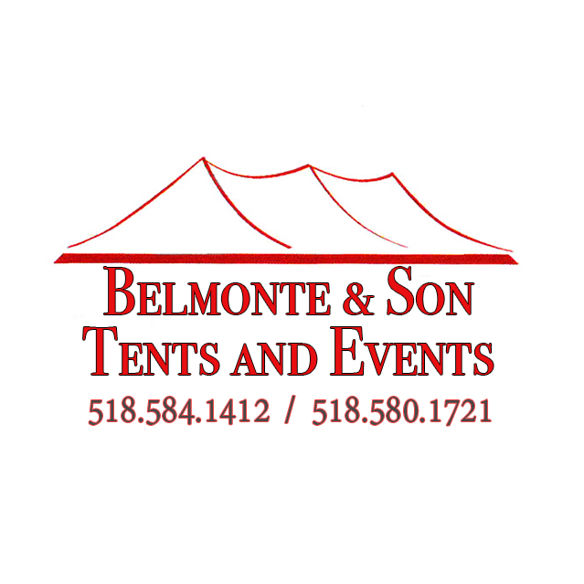 Belmonte & Son Tents and Events is a family owned business since 2005 specializing in party rentals, special events, corporate events, graduation parties and trade shows. We offer a complete line of china, glassware, silverware and linens to fit any décor and budget. With an extensive inventory of tents, tables, chairs, we have everything you need for a picnic in the park to an elegant gala. In addition, we rent pipe and drape, portable stages and dance floors.