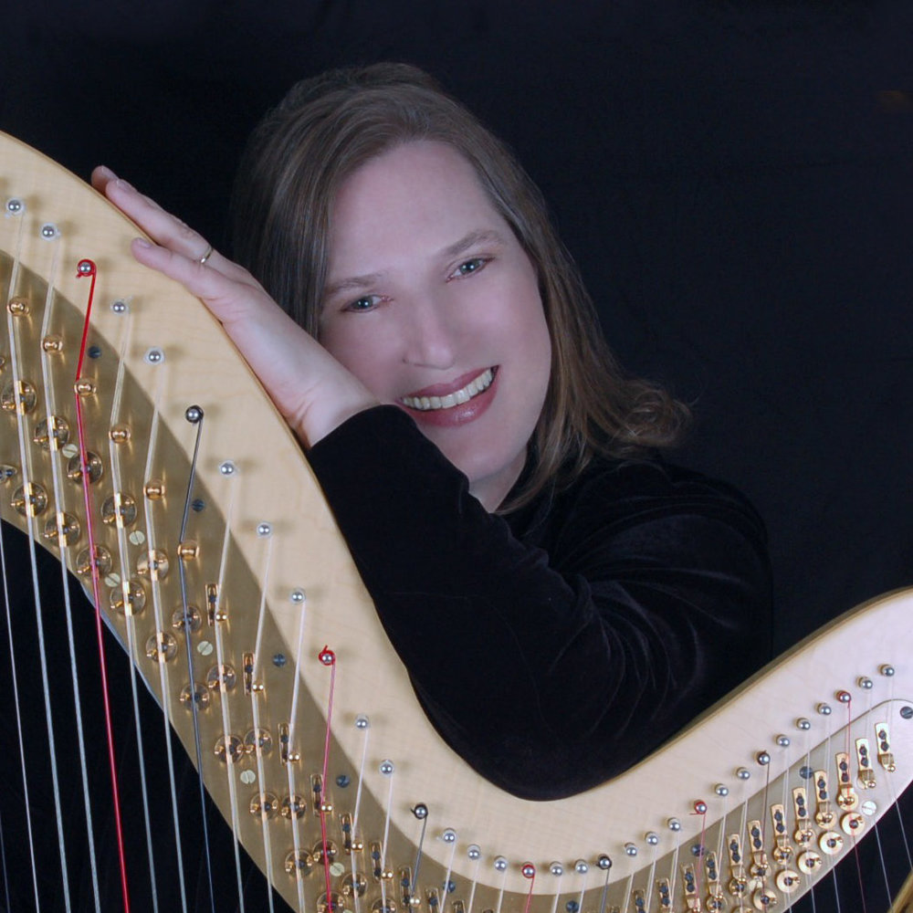 Karlinda Caldicott, Harpist  518.226.0508 www.thelivingharp.com  I'm a classically trained, full-time professional harpist living right in Saratoga Springs. I'm the harpist with the Schenectady and Catskill Symphony Orchestras, plus I play in several other classical music groups in the region as needed. Besides my classical concert side, I love to play for people's weddings and other special occasions, and I play a wide variety of musical styles, including classical, pops (including love songs, show tunes and movie themes), Celtic/folk music, and much more. I love creating a beautiful and special atmosphere with my music to help people relax and enjoy the occasion. Harp music is probably most requested for wedding ceremonies, but sometimes the harp also works well for cocktail hours and sometimes even smaller receptions. If you love the harp (or even if you're not sure and want to look into it), please come talk to me and we can discuss how my harp music can be part of your wedding celebration!