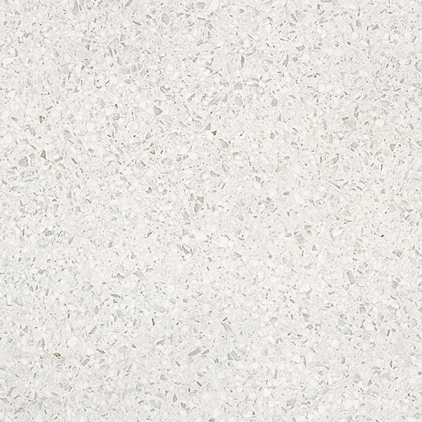 "gems porcelain tile white natural and polished 23.5"" x 23.5"""