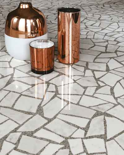 gems italian porcelain tile floor and wall