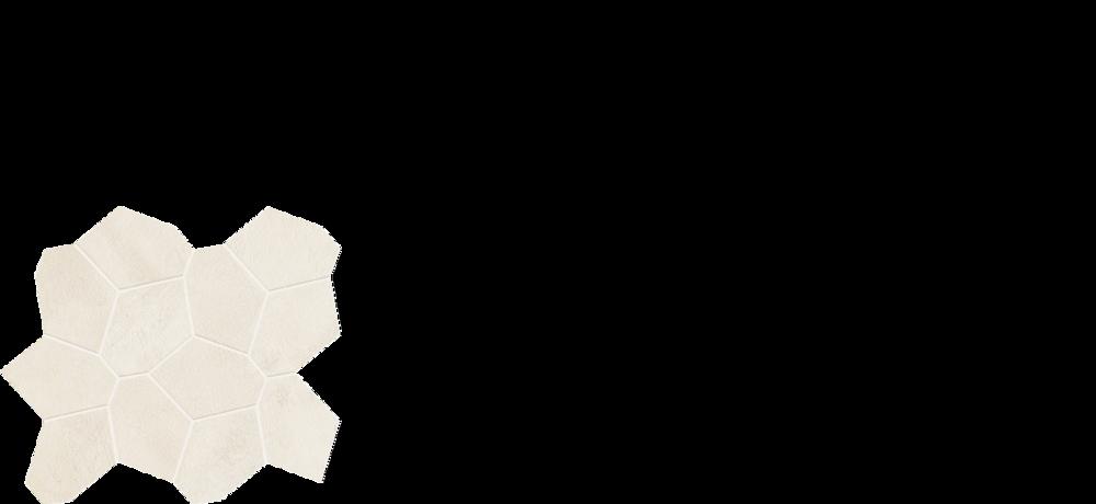 DCORMT10 - Mosaic White