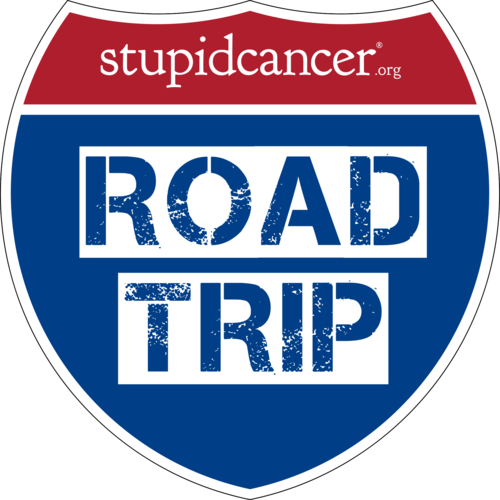 Stupid Cancer Road Trip