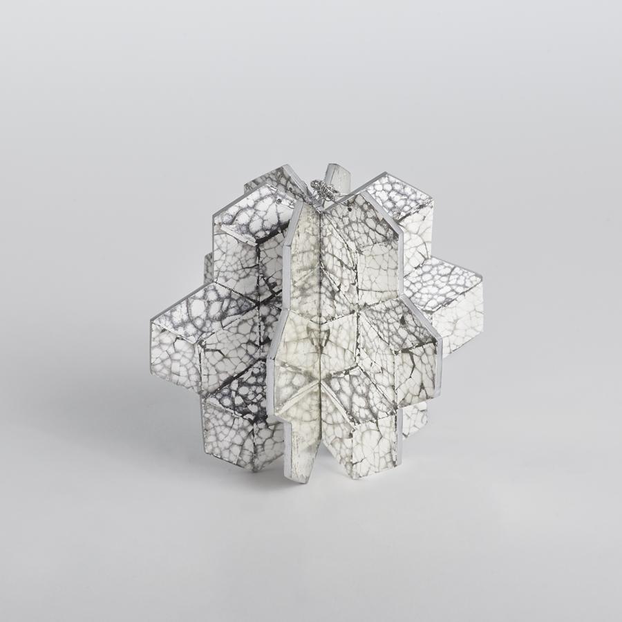 """L'eouf Snowflake"" by DLV"