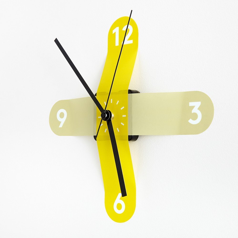 Sticker Clock, Alyssa Kirsten Photography