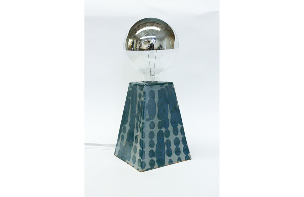 Pyramid Lamp - Medium