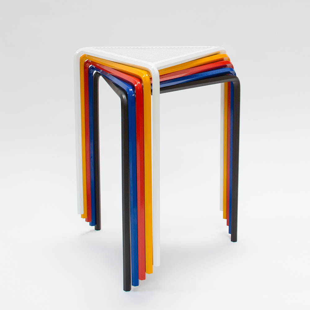Rod+Perf Stool/Table