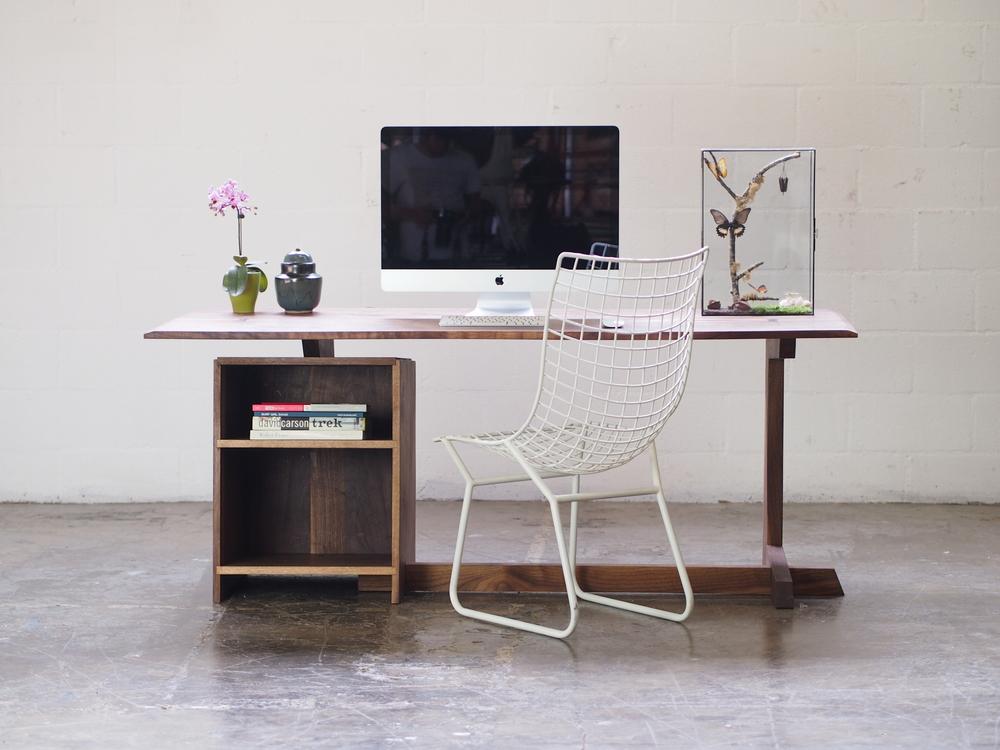 Tilted Desk