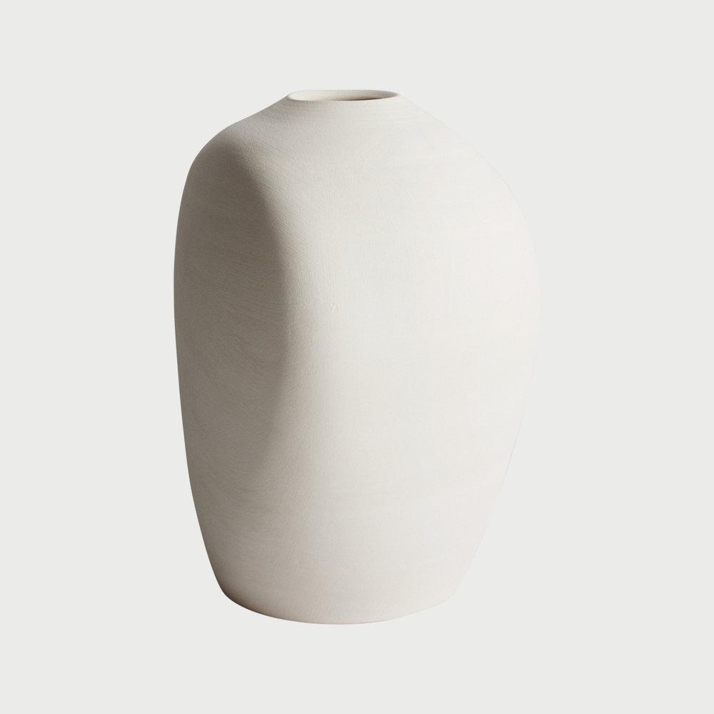 Asymmetric Vase