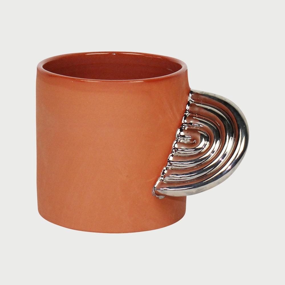 Artifact Mug - Terra Cotta