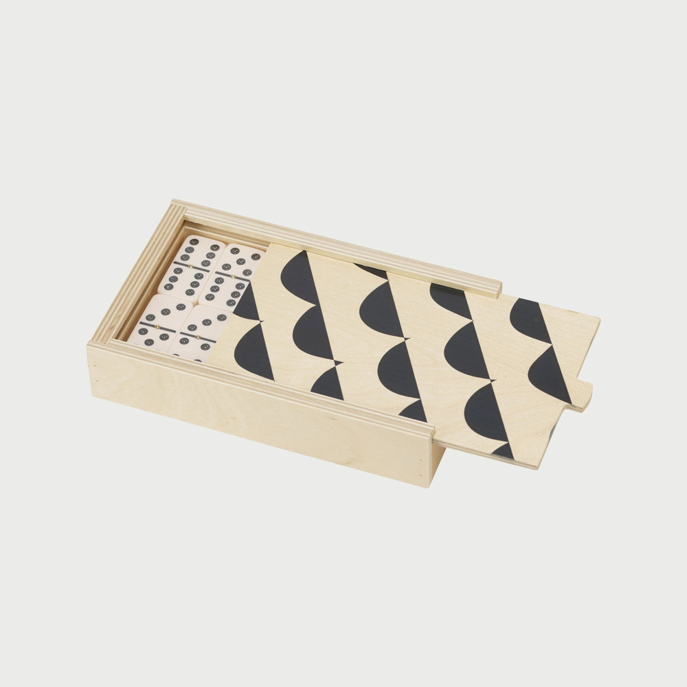 Copy of Curves Domino Set