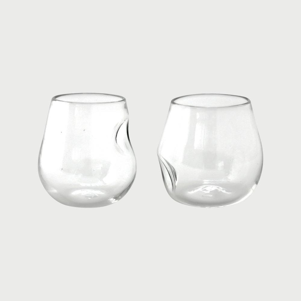 Copy of Stemless Wine Glass