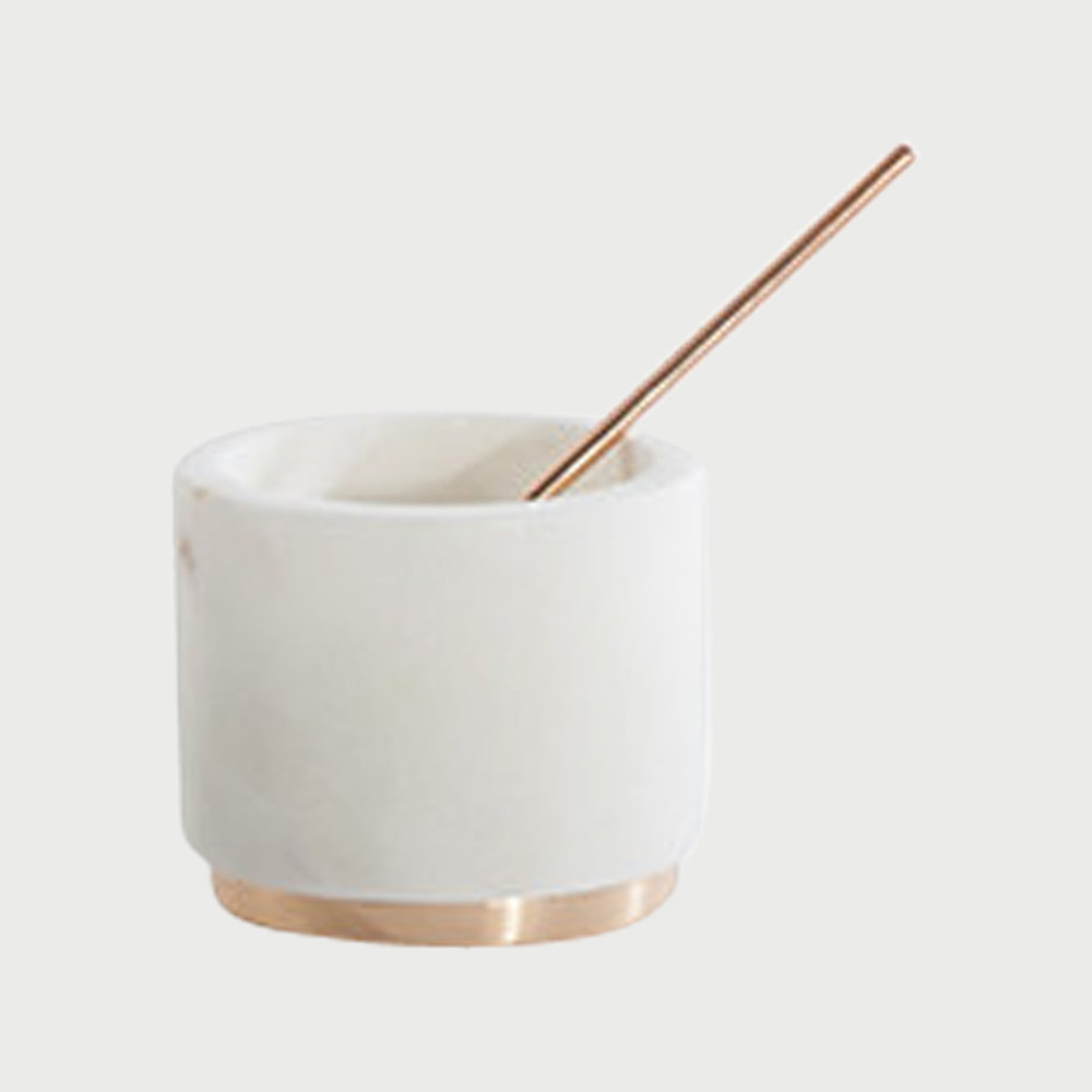 Mara Sugar/Salt Pinch pot