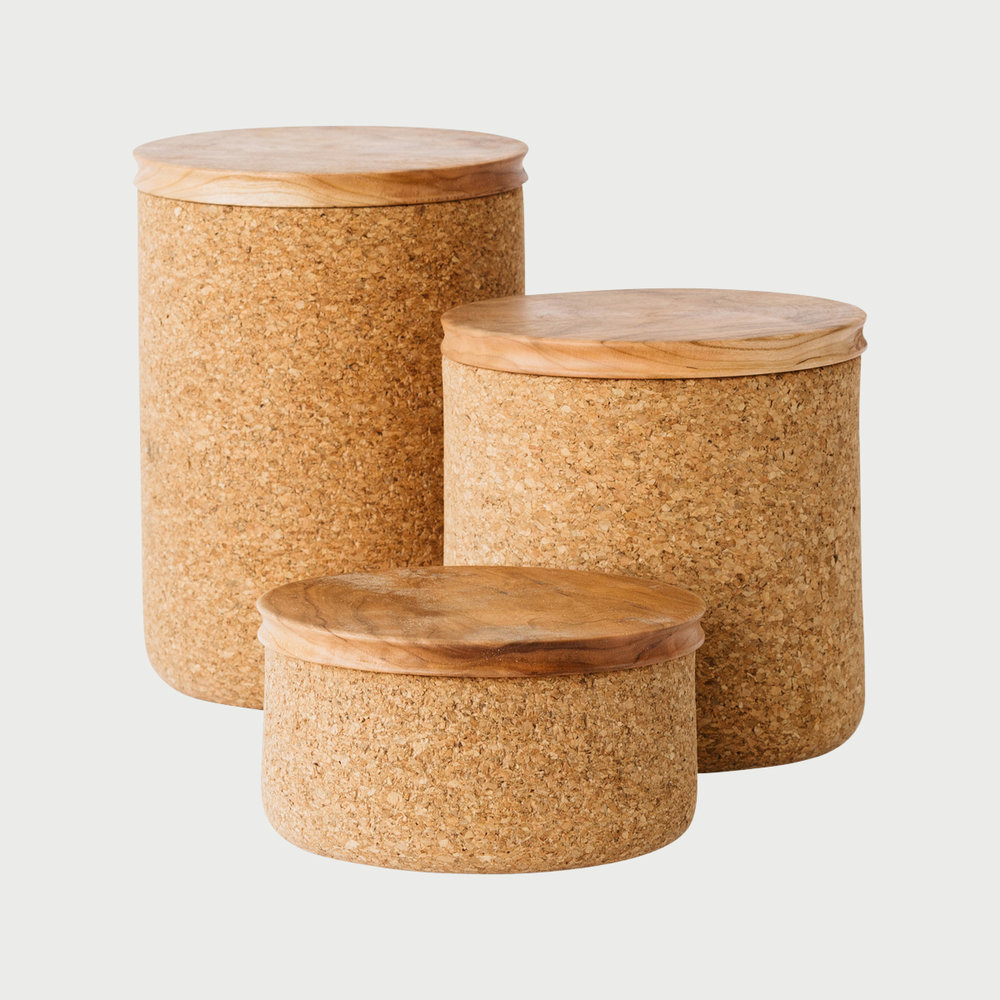 Copy of Cherry + Cork Canisters