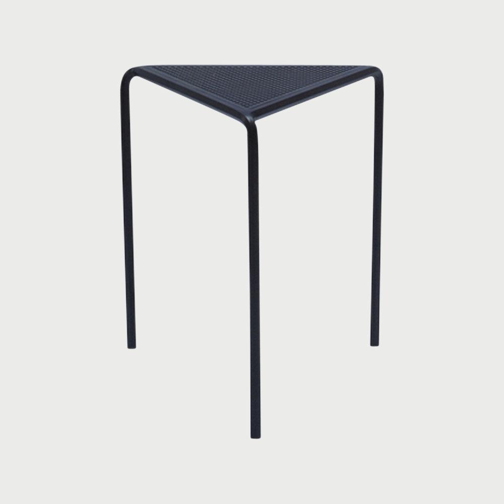 Rod + Perf Stool/Table