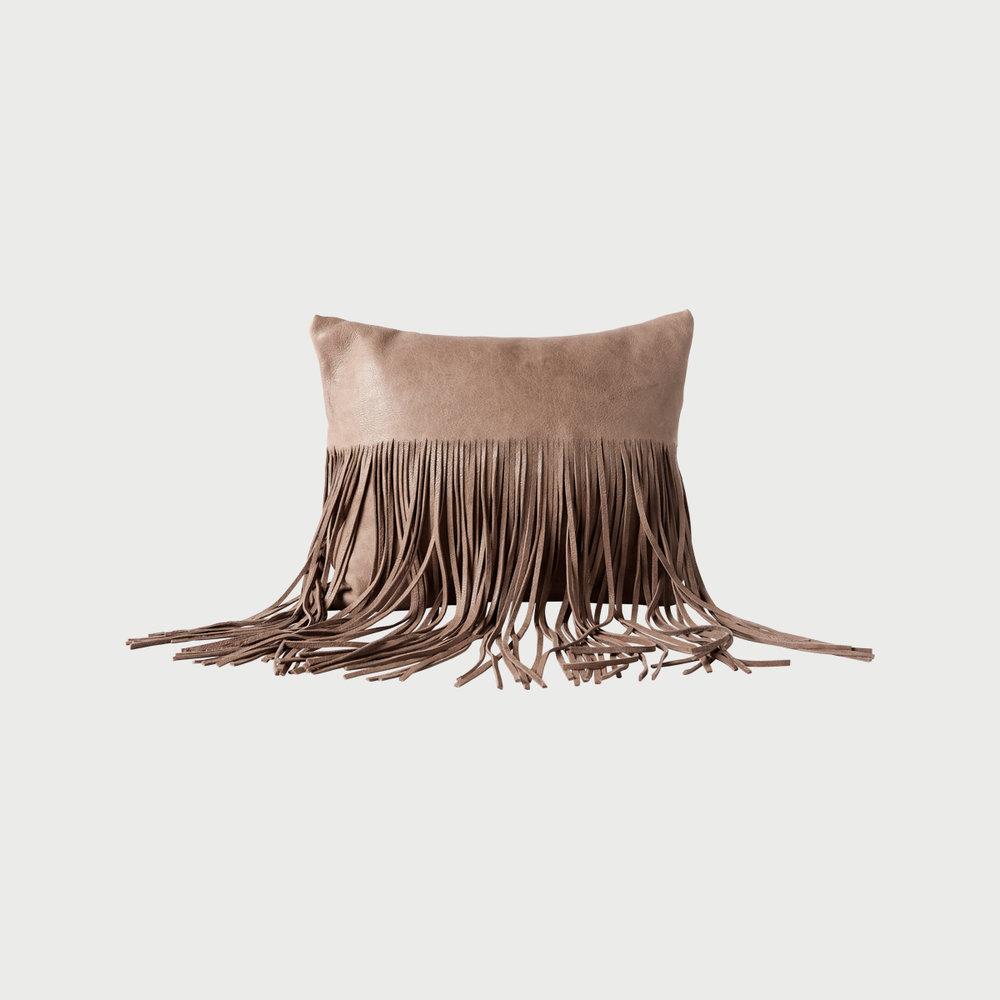 Fringe Pillow