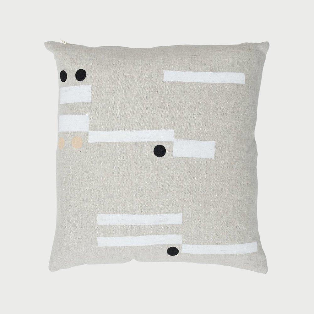 Natural Procida Pillow