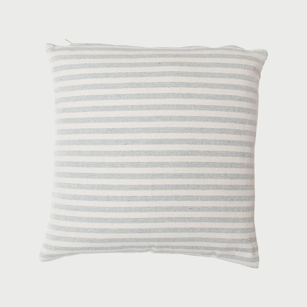 Copy of Procida Blue Stripe Pillow