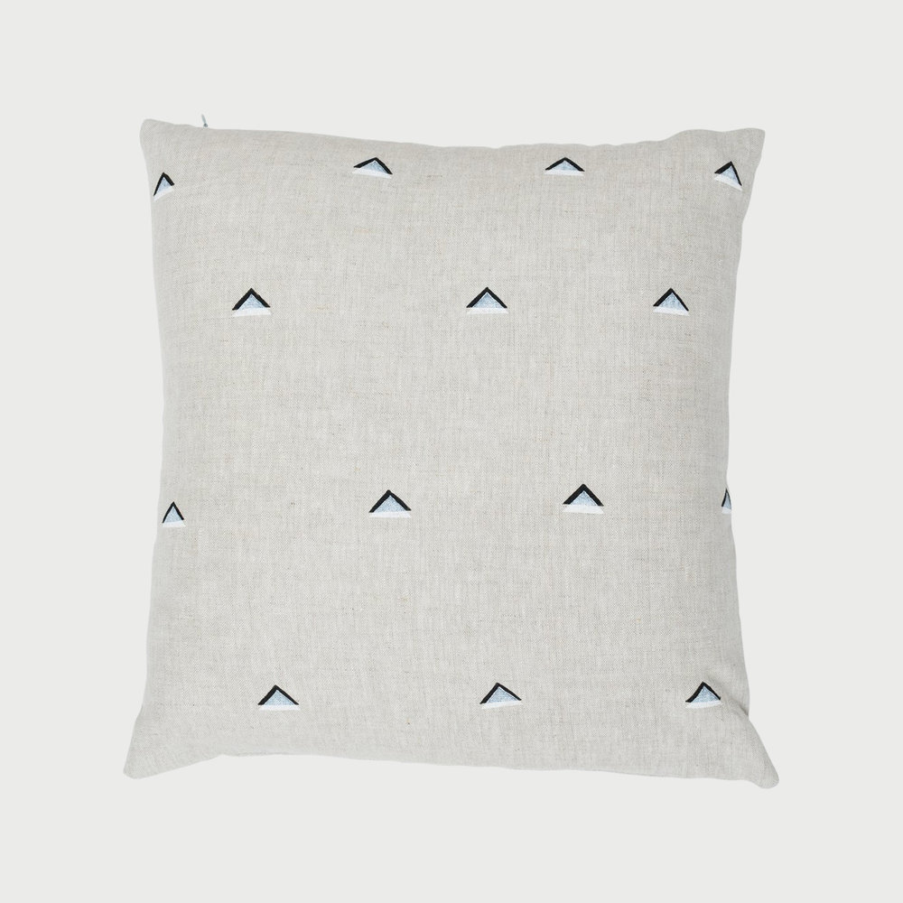 Copy of Double Triangle Pillow