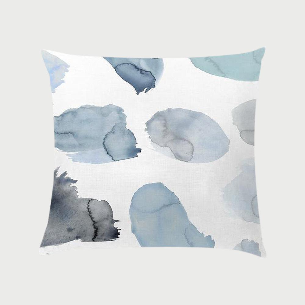 Palette Pillow in Yves