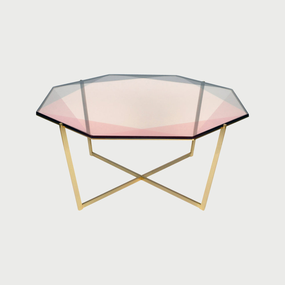 Gem Octagonal Coffee Table