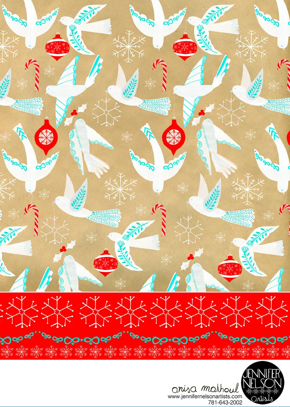 anisa_makhoul_ChristmasBirds