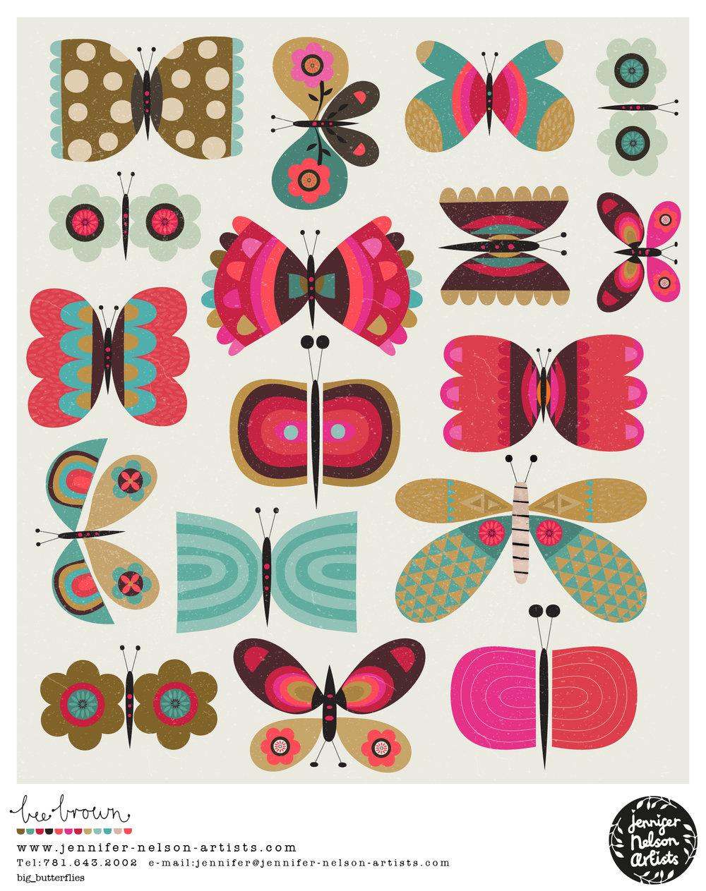 bee_brown_big_butterflies