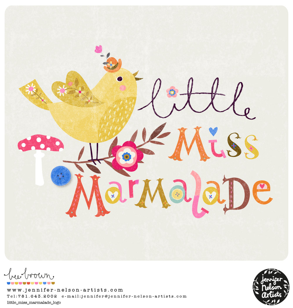 bee_brown_little_miss_marmalade_logo