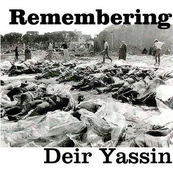 Resultado de imagen de DEIR YASSIN