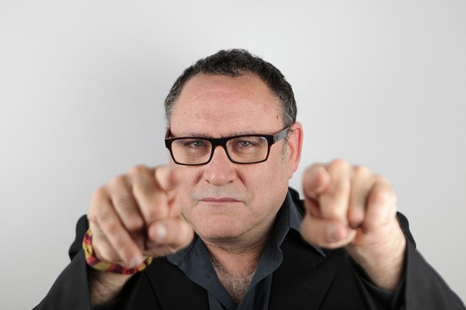 Cheerfully subversive … Gilad Atzmon.jpg