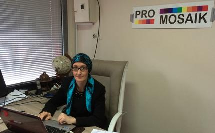 Dr. Milena Rampoldi - Promosaik '  editor-in-chief