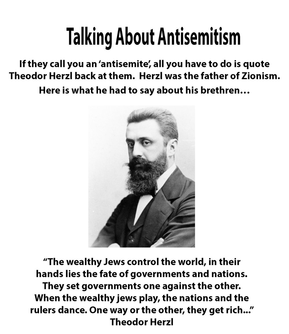 theodor herzl father of zionism essay