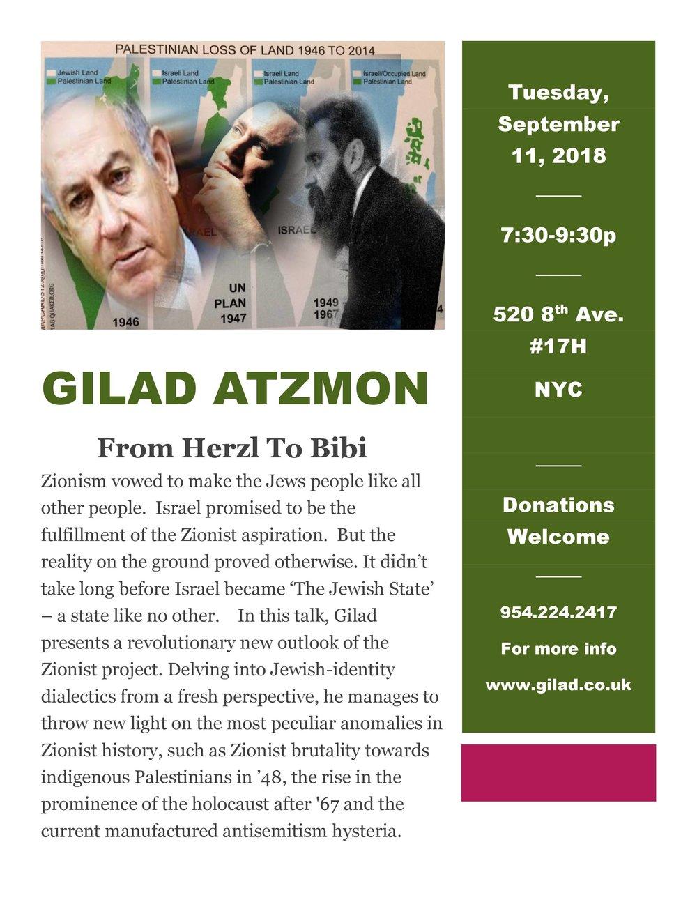 From Herzl To Bibi Poster.jpg