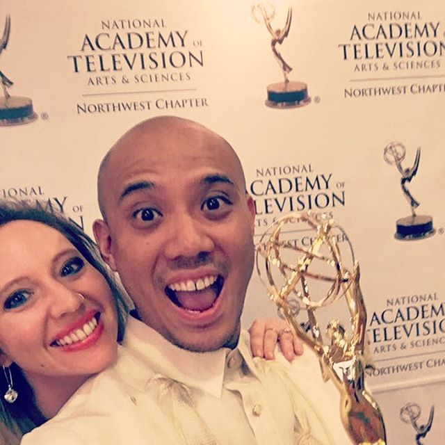 We're bringin' it home baby!! #nwemmys