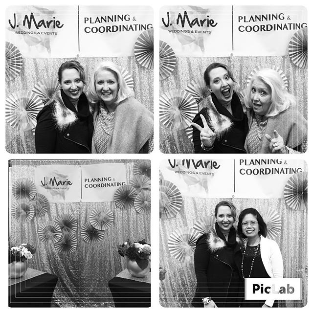 Had a grand time at the Seattle Wedding Show this past weekend. Of course can't do it without my ever talented mother! And thanks to Jannice for jumping on board. We loved meeting all our potential future brides! Happy Wedding time! #swedshow #jmarie #jmarieweddings
