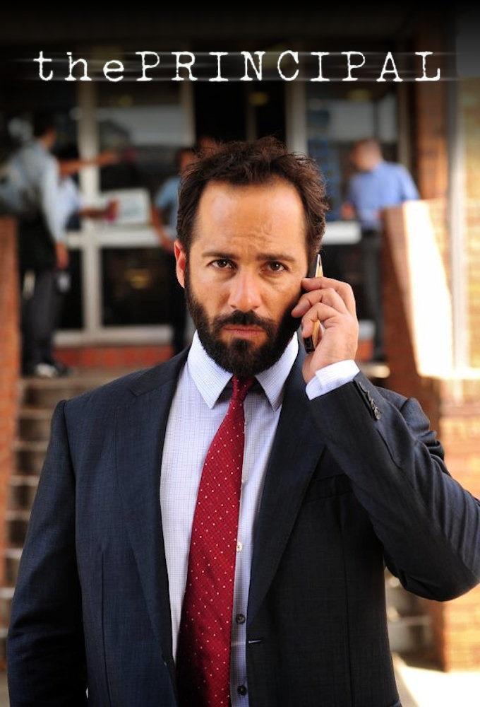 Alex Dimitriades as Matt Bashir,  The Principal     Photo from IMDB