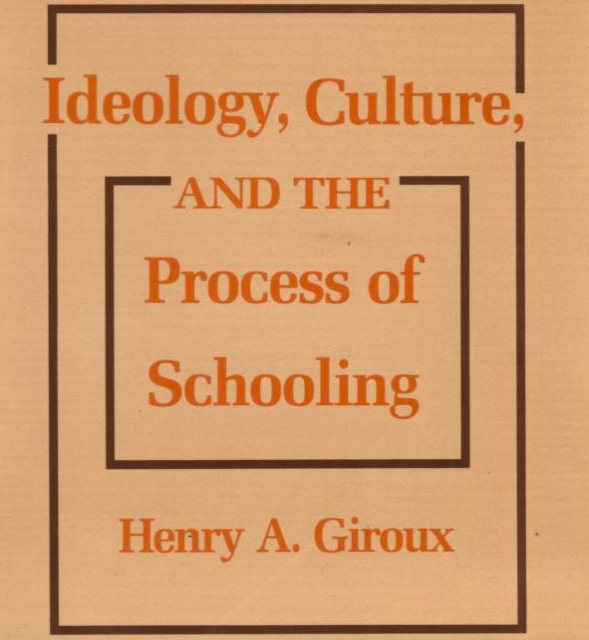 Henry A. Giroux, The Paulo Freire Distinguished Scholar in Critical Pedagogy